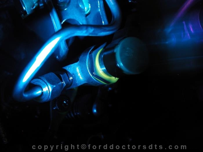 Fuel System Uv Dye Agnosis Dts Articles Diesel
