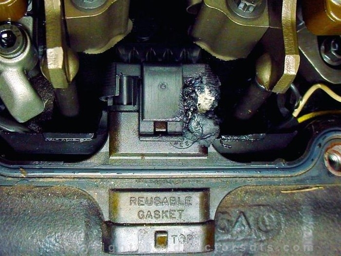 Burnt 7 3l Uvc Connector - Technical Photos