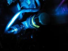 UV Dye Fuel Leak Testing